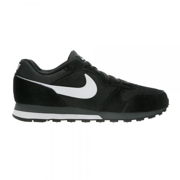Uomo Blackwhite 2 Runner Scarpe Nike Md Sportive f6Yb7gy