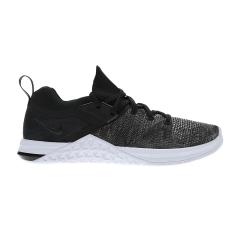 Nike Metcon Flyknit 3 - Black/Matte Silver/White