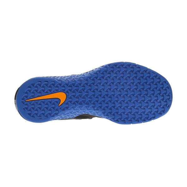 Nike Metcon Flyknit 3 BlackGame RoyalOrange Peel