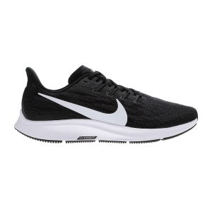 Men's Neutral Running Shoes Nike Air Zoom Pegasus 36  Black/White/Thunder Grey AQ2203002