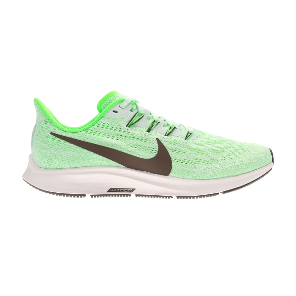 33d2b46d7b02f0 Nike Air Zoom Pegasus 36 - Phantom/Ridgerock/Electric Green/Moon Particle  AQ2203