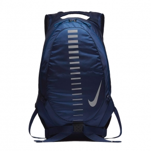 Sport Backpack Nike Run Commuter Backpack  Blue/Silver N.RI.01.421.NS