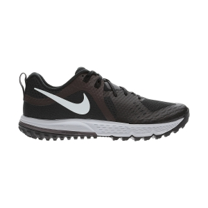sports shoes 0a510 4a154 Men s Trail Running Shoes Nike Air Zoom Wildhorse 5 Black Barely Grey Thunder  Grey