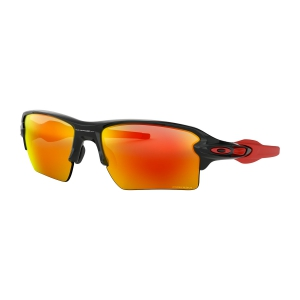 Occhiali Oakley Flak 2.0 XL Occhiali  Polished Black/Prizm Ruby 0OO91888059