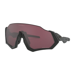 Occhiali Oakley Flight Jacket Occhiali  Matte Black/Prizm Road Black 0OO94011937