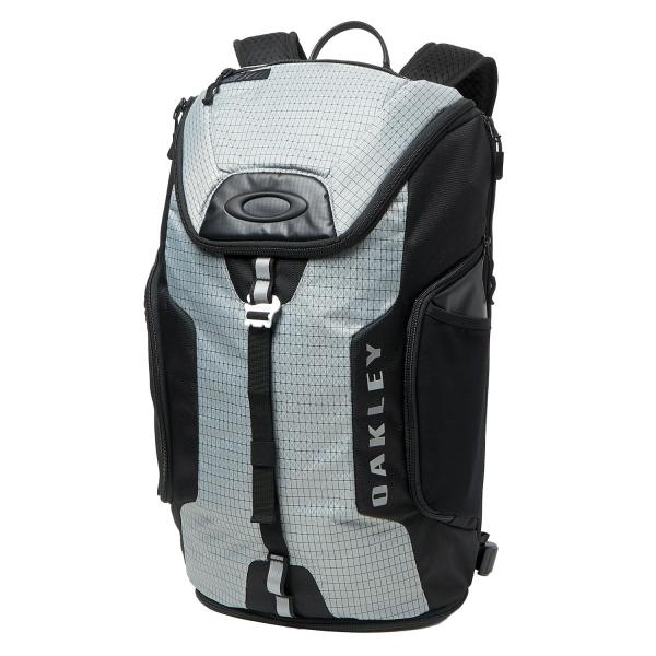Oakley Link Backpack - Grey/Black