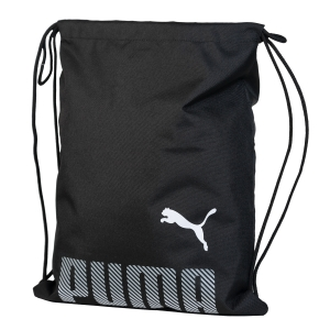 Backpack Puma Plus Gym Sackpack  Black 075485001