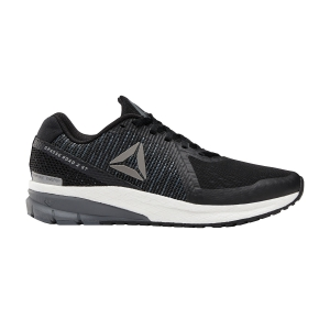 Men's Structured Running Shoes Reebok Grasse Road 2 ST  Black/White/Cold Grey DV5785