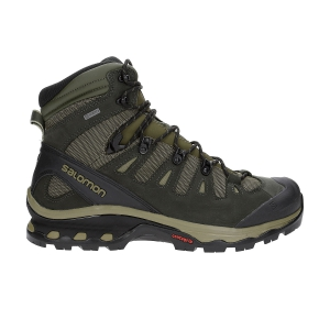 Scarpe Outdoor Uomo Salomon Quest 4D 3 GTX  Grape Leaf/Peat/Burnt Olive L40944300