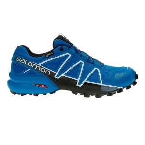 Men's Trail Running Shoes Salomon Speedcross 4 GTX  Blue L40660400