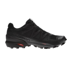 Salomon Speedcross 5 Wide - Black/Phantom