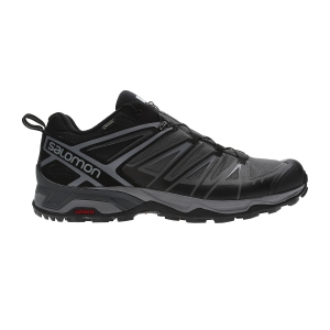 Scarpe Outdoor Uomo Salomon X Ultra 3 GTX  Black/Grey L39867200