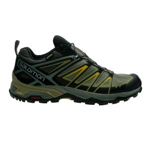 Men's Outdoor Shoes Salomon X Ultra 3 GTX  Military Green L40242200