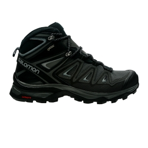 Women's Outdoor Shoes Salomon X Ultra 3 Mid GTX  Dark Grey L40475600