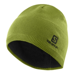 Salomon Logo Berretto - Avocado