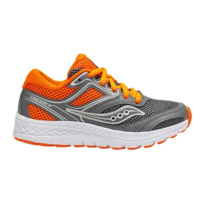 Junior Running Shoes Saucony Cohesion 12 LTT Boy  Grey/Orange SK261549
