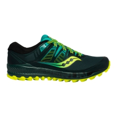 Saucony Saucony Peregrine ISO  Green/Teal  Green/Teal 2048337