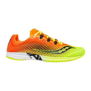 Scarpe Atletica Uomo Saucony Type A9  Citron/Orange 290651