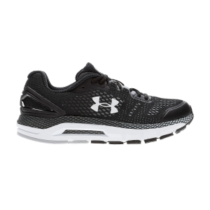 Woman's Structured Running Shoes Under Armour Hovr Guardian  Black/Mod Gray 30212430002