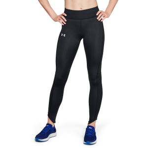 Women's Running Tight Under Armour Outrun The Storm Tights  Black 13172980001