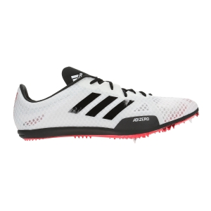 big sale ebc80 709b5 Mens Race Running Shoes Adidas Adizero Ambition 4 WhiteBlack B37483