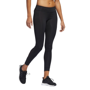 Women's Running Tight Adidas Own The Run Tights  Black DX1309