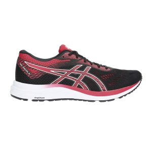 Men's Neutral Running Shoes Asics Gel Excite 6  Black/Speed Red 1011A165005