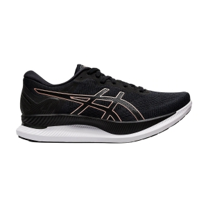 Women's Performance Running Shoes Asics Glideride  Black/Rose Gold 1012A699001