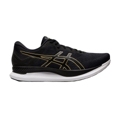 Asics Glideride - Black/Pure Gold