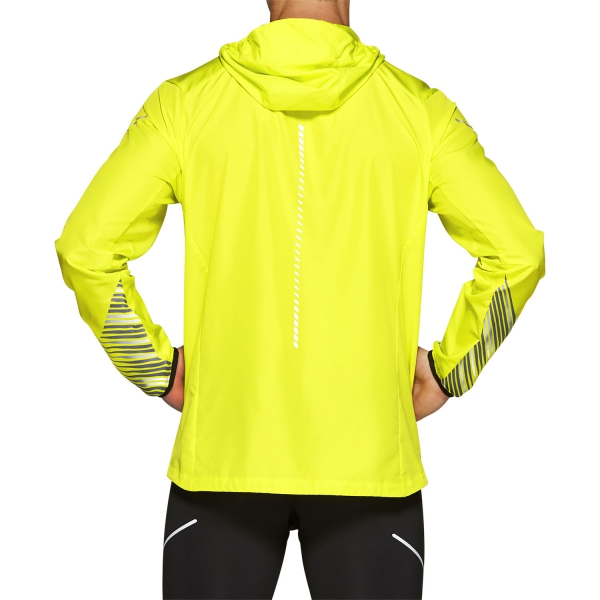 Asics Lite Show 2 Jacket Yellow