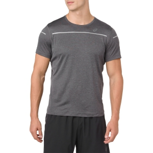 Men's Running T-Shirt Asics Lite Show TShirt  Dark Grey 2011A273.0779