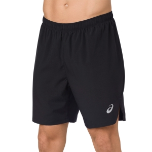 Men's Running Short Asics Silver 7in Shorts  Black 2011A015.001