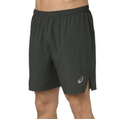 Asics Silver 7in Shorts - Dark Grey