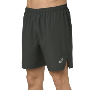 Men's Running Short Asics Silver 7in Shorts  Dark Grey 2011A015.020
