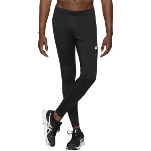 Men's Running Tights Asics Silver Tights  Performance Black 2011A027001