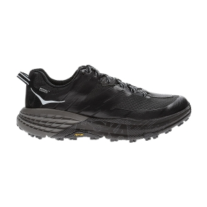 Women's Trail Running Shoes Hoka One One Speedgoat 3 WP  Black/Plein Air 1102501BPAR