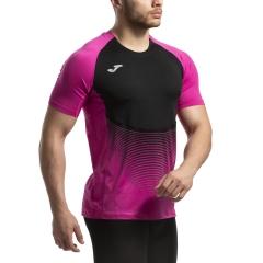 Joma Elite VI Maglietta - Pink/Black