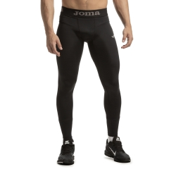 Joma Olimpia Compression Tights - Black