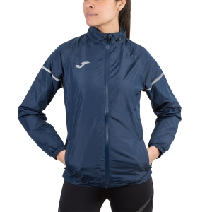 Giacca Running Donna Joma Race Jacket  Navy 900662.331