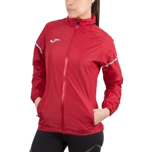 Chaqueta Running Mujer Joma Race Jacket  Red 900662.600