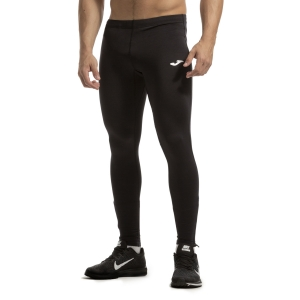 Men's Running Tights Joma Winter Tights  Black 100090.100