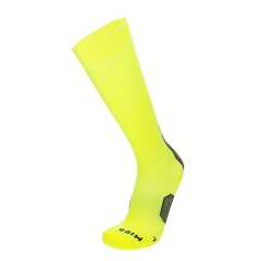 Mico Oxi-Jet Light Socks - Yellow/Black