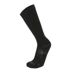 Mico Oxi-Jet Light Socks - Black/Grey