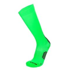 Mico Oxi-Jet Light Socks - Green/Black