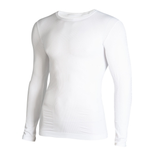 Mico Active Skin Shirt - White