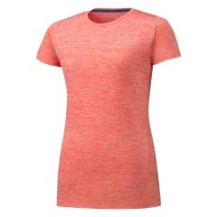 Mizuno Impulse Core T-Shirt - Pink