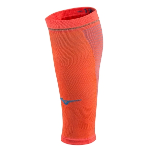 Calf Support Mizuno Compression Supporter Calf Sleeve  Orange J2GX9A7156