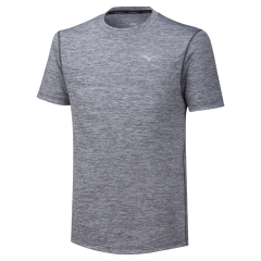 Mizuno Impulse Core T-Shirt - Grey