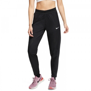 Tight Running Donna Nike Swift Pantaloni  Black/Reflective Silver BV2781010