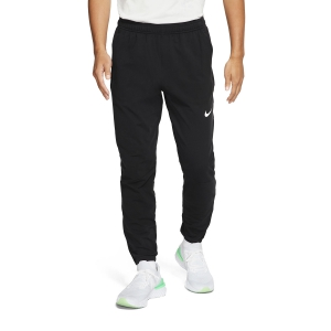 Men's Running Tights Nike Therma Essential Pants  Black/Reflective Silver BV5073010